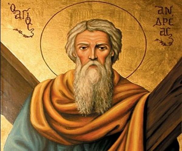 Резултат с изображение за свети Андрей